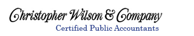 Christopher Wilson logo